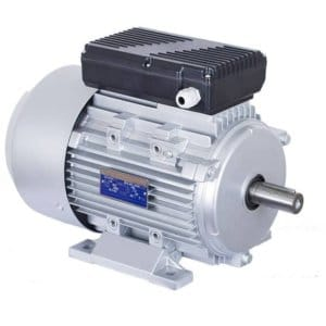 jednofázový elektromotor 230V 0,75kw ML802-4