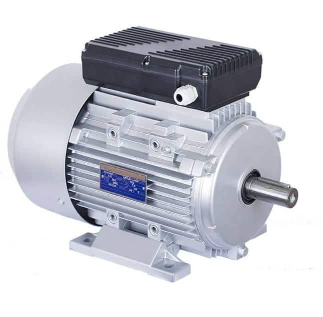 jednofázový elektromotor 230V 1,1kw ML90L1-4