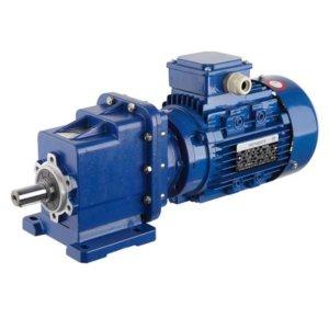 elektromotor s čelnou prevodovkou MS80M1 HG01 P80B14
