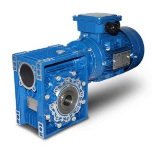 elektromotor s prevodovkou MS80M1-4 PMRV050 P80B14